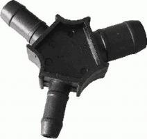 Калибр с фаскоснимателем для металлопластиковых труб 16-26 мм