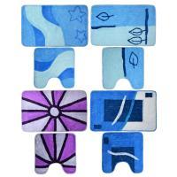 Набор ковриков для ванной и туалета VETTA 50x80см+50x50см (4 дизайна)