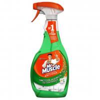 Чистящее средство Мистер Мускул для стекл Зеленый 500 мл