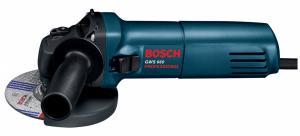 Шлифмашинка угловая Bosch GWS 660, 125мм, 670 Вт