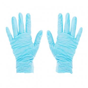 Перчатки нитриловые VETTA, 10шт в коробке, размер S/M/L