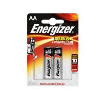 Батарейка щелочная ENERGIZER LR6 (AA) MAX 1.5В бл/2