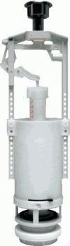 Сливной механизм со стоп-кнопкой A2000 ALСAPLAST