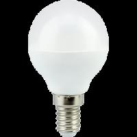 Лампа светодиодная Ecola шар G45 E14 7W 4000K