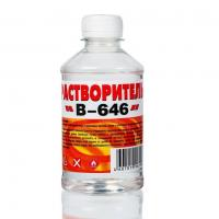 ВЕРШИНА растворитель №646, 1,0 л (12шт/уп)