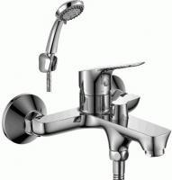 смеситель ванна ROSSINKA картридж 35мм, монолитный, RS29-31