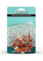 Компактнаясоединительнаяклемма2-хпроводнаясрычажками 25шт/уп Smartby