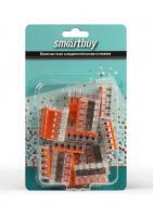 Компактнаясоединительнаяклемма5-типроводнаясрычажками 15шт/уп Smartby