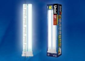 Лампа люминесцентная Uniel PL GY10q 27W 4000 250x54(20) 4K FPL-27/4000/GY10Q