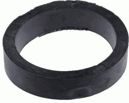 Прокладка для смывного бачка круглая d74*94 (Белая)