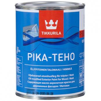 Краска ПИКА-ТЕХО С для наружных работ 0,9л Тиккурила