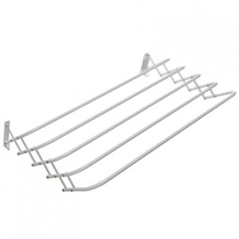 Сушилка для белья VETTA Brindo настенная раздвижная, сталь, 80см