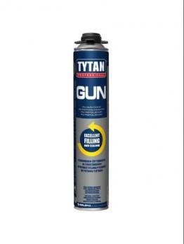 Пена профессиональная GUN 750 мл TYTAN Professional