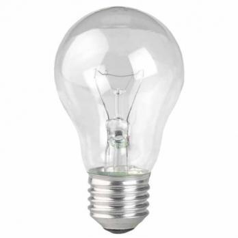 Лампа накаливания Космос A55/A50 E27 40W  прозрачная