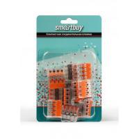 Smartbuy Компактная соединительная клемма 4-х проводная с рычажками