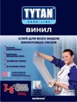 TYTAN Euro-line Клей для виниловых обоев Винил 250 г