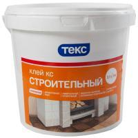 ТЕКС клей КС строительный Универсал 0,9 л