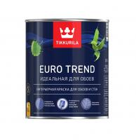 Краска Евро Тренд Тиккурила 0.9л А