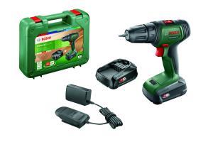 Bosch UniversalDrill 18V 2x1,5 Ah + AL 1810 06039D4002