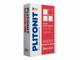 Клей для плитки Плитонит В+ 25