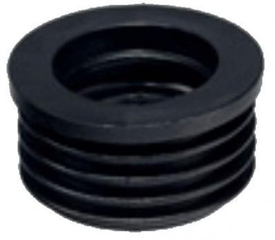 Манжета переходник чугун/пластик 73*50мм (Полимер)
