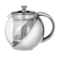 Чайник заварочный VETTA с сеточкой 500мл, нерж.сталь