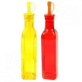 Бутылка стеклянная для масла