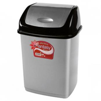 Ведро 18л пластиковое для мусора
