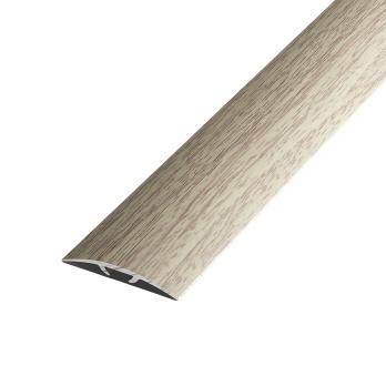 Порог алюминиевый 37*900мм (Дуб арктик)