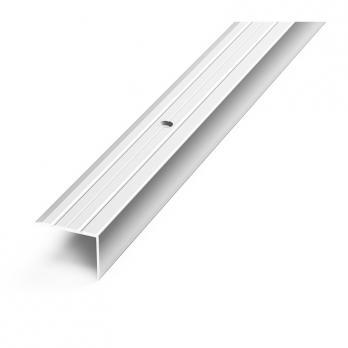 Порог алюминиевый угловой 0.9м, 24*18мм (Алюминий)